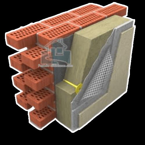 Sienų šiltinimas iš lauko